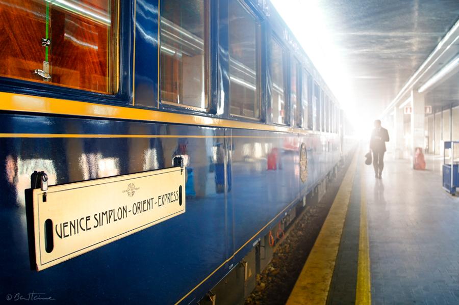 Venice Simplon-Orient Express by BenHeine
