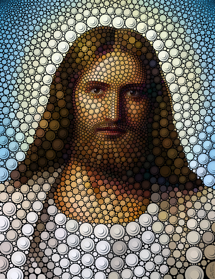 Jesus by BenHeine