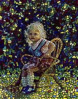 A Child Dreaming by BenHeine