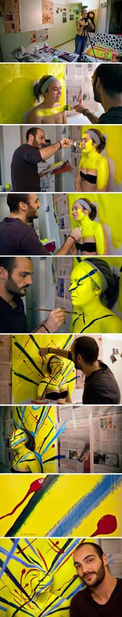 Flesh and Acrylic - Making 5