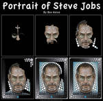 Work in Progress - Steve Jobs