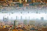 Barcelona - Double Landscape
