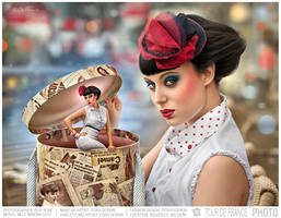 The Vintage Box by BenHeine