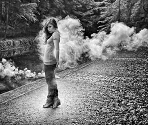 Angel Ghost by BenHeine
