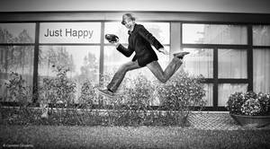 Just Happy by BenHeine