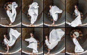 Drapery Study - Custom Dresses by BenHeine