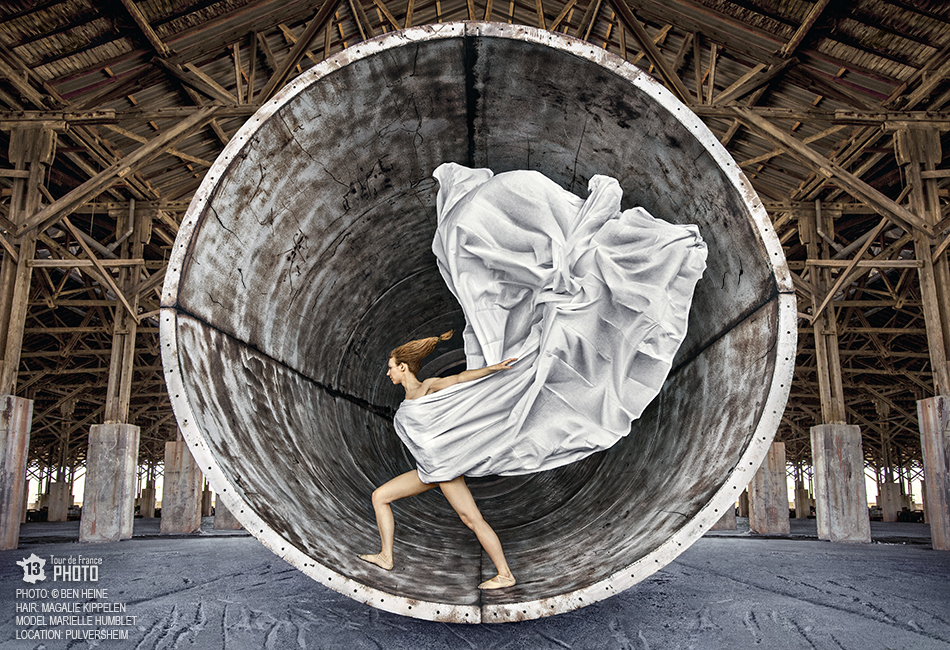 Time Traveler by BenHeine