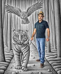 Ben Heine Art - Final - Pencil Vs Camera - 74