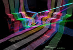 Led Lights in My Studio - 1