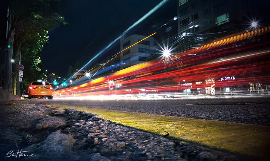 Taxi by BenHeine