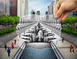 Pencil Vs Camera - 77 by BenHeine