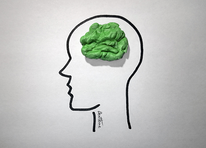 Chewing Oxygenates the Brain by BenHeine