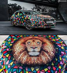 #heinemazda car by BenHeine