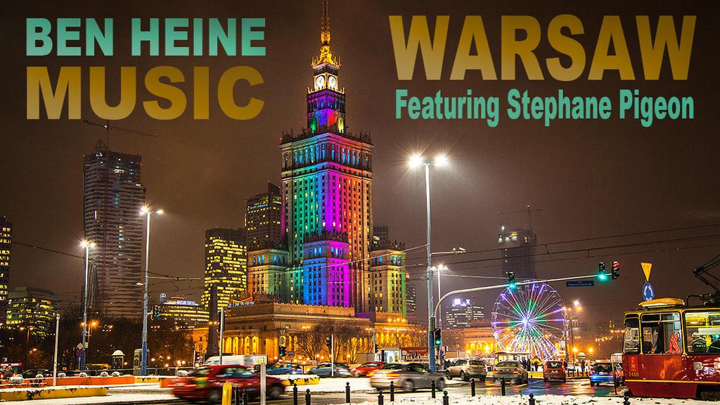 Warsaw - Ben Heine Music by BenHeine