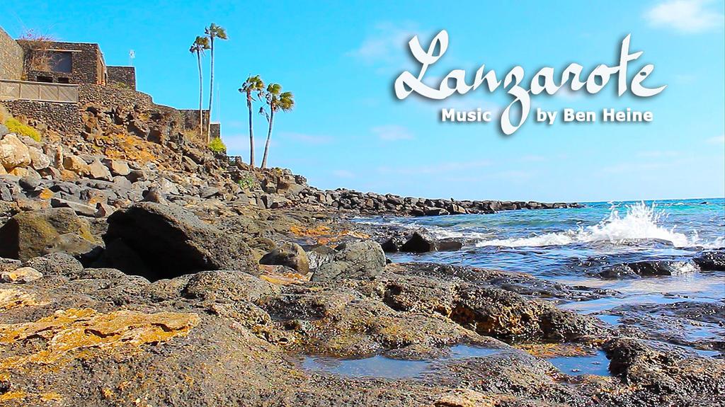 Lanzarote - Ben Heine Music by BenHeine