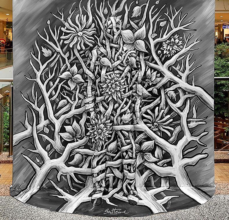 Flesh and Acrylic - Ozgur Ayyildiz