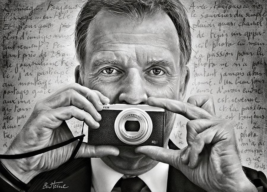 Francois de Brigode - Presentateur et Photographe