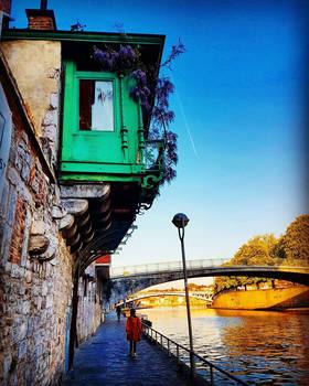 Nice spot in Namur