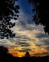 Yesterday's Sunset by BenHeine