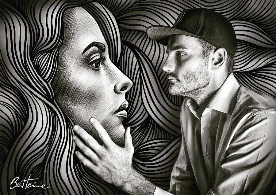 Eye to Eye by BenHeine