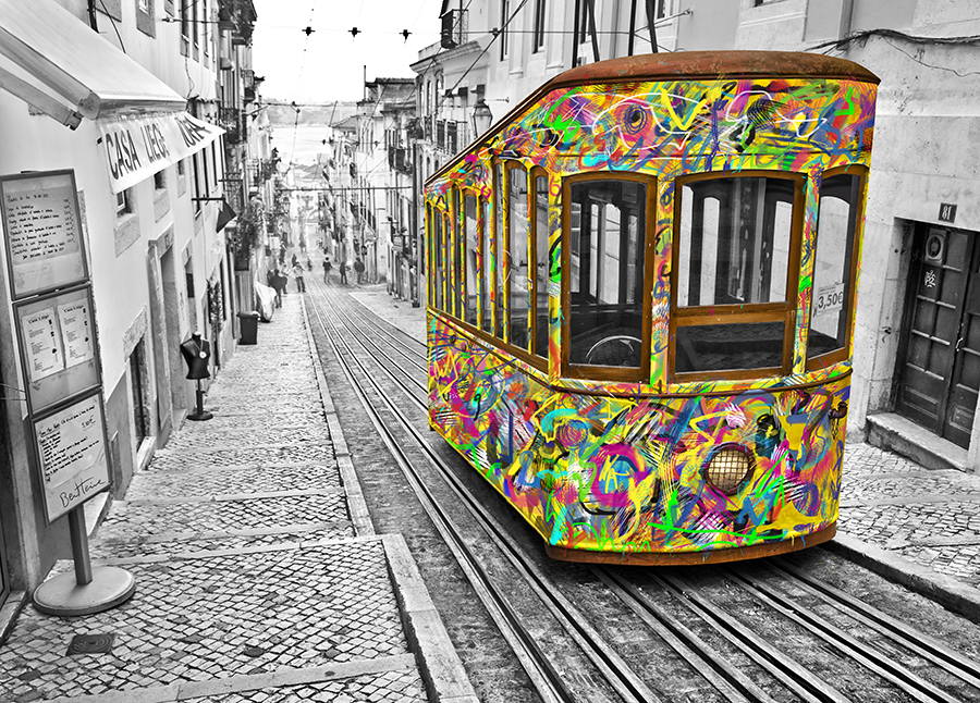 Lisbon Revisited by BenHeine