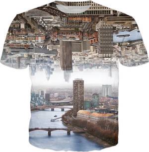Double Landscape T-shirt