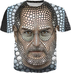 Steve Jobs T-Shirt by BenHeine