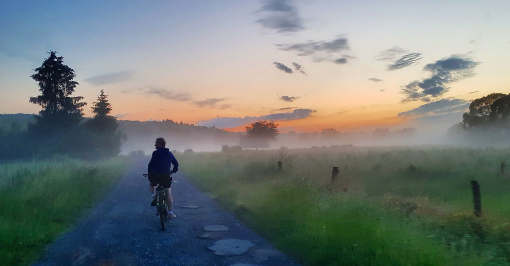 Beautiful Bike Ride by BenHeine