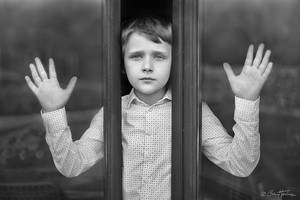 Young Boy During Covid-19 Lockdown - 3