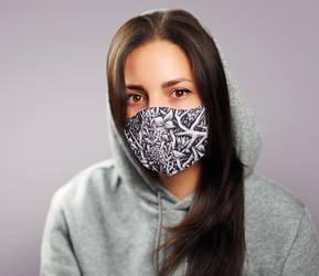 Creative Mask Against Covid-19