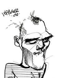 Me by Sebastian Kruger by BenHeine