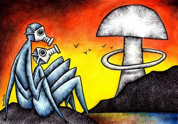 Nuclear Love by BenHeine