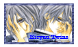 Kiryuu Twins: Stamp by Platinum15