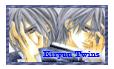 Kiryuu Twins: Stamp by Platinum15