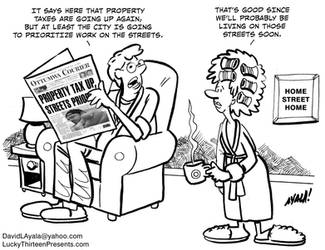 Property Tax by DavidAyala