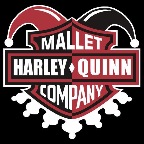 Harley Quinn Mallet Co by DavidAyala