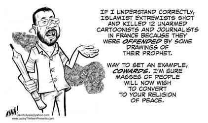 Religion Of Peace by DavidAyala