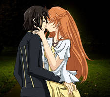 Kiss in the rain - Round 3 by Ichigokitten