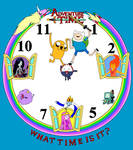 What Time is It!?