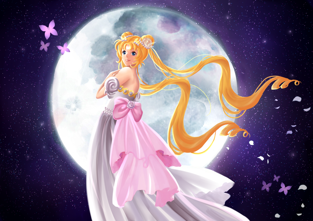 Moon Princess by Ichigokitten