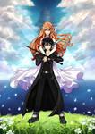SAO - Kirito and Asuna