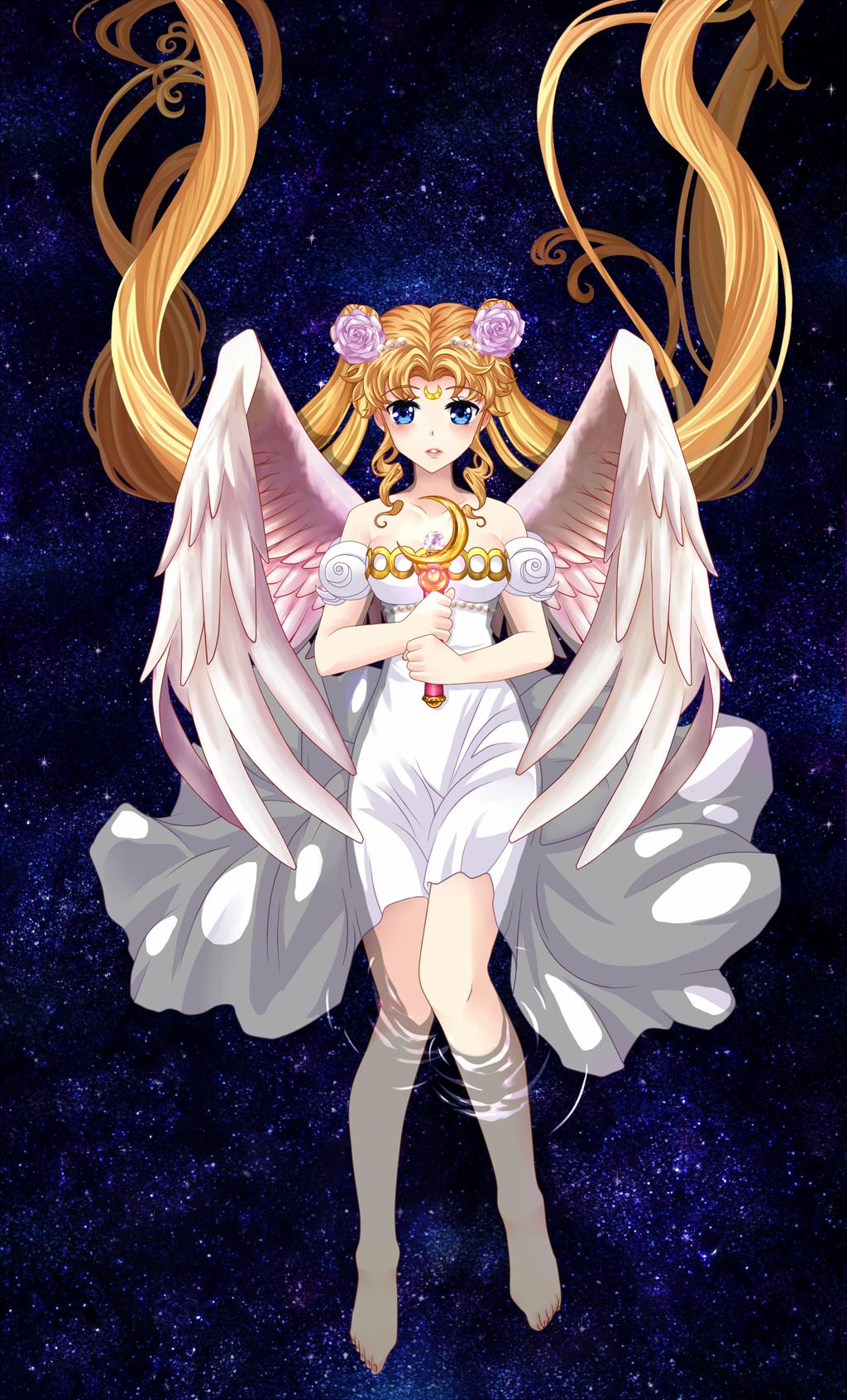 Princess Serenity by Ichigokitten