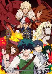 Anime by TheChibiFoxCub on DeviantArt