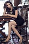 Giantess Nina Dobrev 2