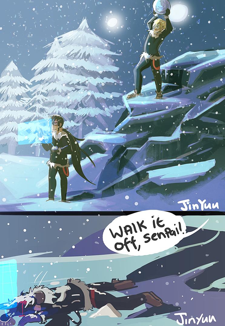SUPRISE! by Jinyuu