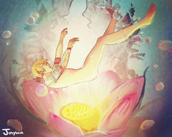 Floating by Jinyuu