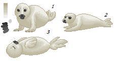 Critisize artwork Seal_cubes_by_pakkaslouhi