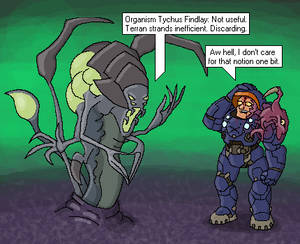 Abathur and Tychus