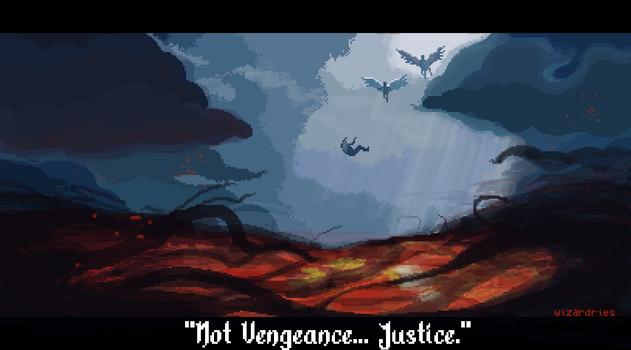 Justice? | Afterlives: Bastion