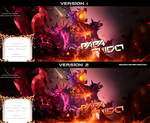 Nasus Facebook Cover - League of Legends by mazeko